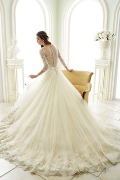 Sophia Tolli wedding dress - White dresses
