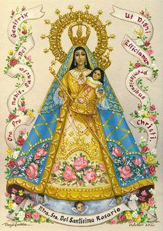 Nuestra Senora del Santisimo Rosario by jan_nico, via Flickr