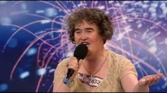 Susan Boyle (BEST quality) - Britains Got Talent, via YouTube.