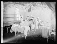 Wash. Asylum Hospital, [Washington, D.C.], Mch. 16, 1915 Library of Congress Prints and Photographs Division Washington, D.C.