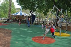 The 5 Coolest Playgrounds in the U.S.   Unplugged - Yahoo Games