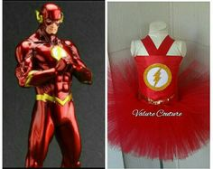Check out this item in my Etsy shop https://www.etsy.com/listing/358536692/flash-inspired-tutu-dress