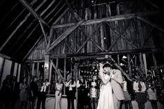 Claire & David's #ClockBarn wedding! #dancefloor #wedding #party Photo by: Kit Myers Photography