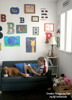 Creative Designs By Toni: Create A Study U0026 Reading Space For School Aged  Boys. Creative DesignBoy RoomsPlayroomsPlay ...