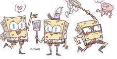 Z-toon Sponge-Bob
