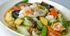 Resep capcay seafood ini dapursaja kreasikan agar kalian bisa membuat capcay seafood yang cepat, mudah, enak, lezat, dan sangat praktis.