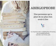 Etes-vous abibliophobe ? #livres #abibliophobe #peur #lecture