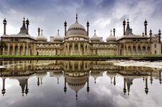 Royal Pavilion  BRIGHTON  Indian Style, s. XIX