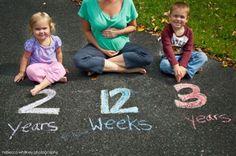 (3ページ目) SNSに写真をアップして可愛く妊娠を報告しよう!アイデア15選☆ [ママリ]