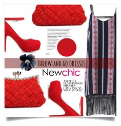 """NewChic 32"" by captainsilly ❤ liked on Polyvore featuring vintage"