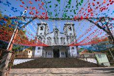 Church of Nossa Senhora, Monte