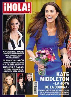 Esta semana en ¡HOLA!: Kate Middleton, 'la joya de la Corona'