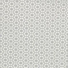 High+Street+Grey+Daisy+Foulard+by+Lily+by+SistersandQuilters,+$9.45