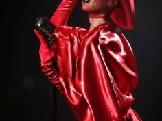 Link to: Beatrix Carlotta Performance Red Leather, Leather Jacket, 21st Birthday, Awards, Link, Jackets, Fashion, Studded Leather Jacket, Down Jackets