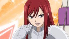 Anime Screencap and Image For Fairy Tail Yu Gi Oh Anime, Erza Scarlett, Fairy Tail Characters, Fairy Tail Anime, Japanese Manga Series, Fantasy Creatures, Sailor Moon, Fairy Tales, Fairytail