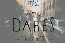 Quote: She Who Dares Wins