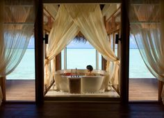 The Anantara Dhigu Resort | HomeDSGN, a daily source for inspiration and fresh ideas on interior design and home decoration.