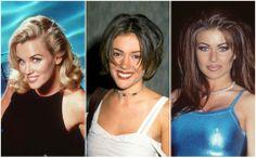 Como eram e como estão estrelas internacionais que foram ícones de décadas passadas >> http://glo.bo/1lzUO2A