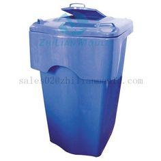 plastic trash can mould