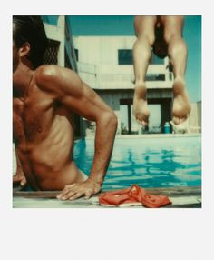 Tom Bianchi's sun-drenched Polaroids capture the halcyon days of Fire Island Pines