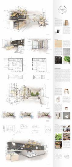 Práce studentů Architektury a stavitelství na Fakultě stavební ČVUT v Praze v rámci předmětu Interiér (2017/18). Floor Plans