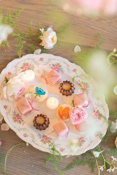 Flowerpower in zarten Pastellfarben