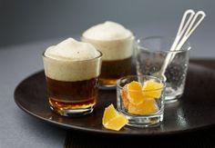 Yellow Indriya coffee - Nespresso Ultimate coffee creations