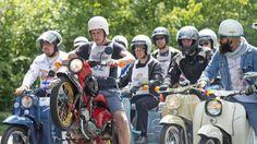 Schwalbe Moped Race Germany 2014