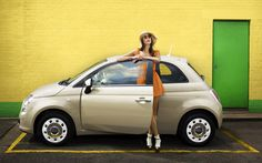 Fiat 500 New Age Cream