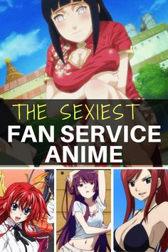 Don't forget to lock the door! We all know what fan service is (and if you don't I'd advice you to look it up first) and many love it.  From the subtle textual nuances in the anime to more graphic images, fanservice was for the fans and even made by fans.  Our list has the Top 14 anime that gives the viewers what they wanted! In no particular order get ready for boobs, abs, and ass.