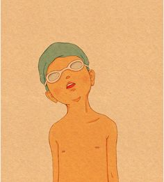 Anny Wong - Swimmers