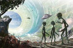 Hollow Earth Hypothesis - Subterranean Civilizations - Agartha - http://www.crystalinks.com/hollowearth.html