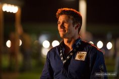 Scott Eastwood is Luke in The Longest Ride.