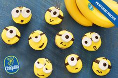 Fun with Chiquita and Minions