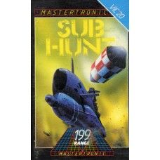 Sub Hunt for Commodore Vic 20 from Mastertronic