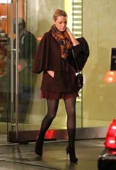 "Gossip Girl: 6 seasons full of style!The best looks from Gossip Girl from all 6 seasons! - Us of the most memorable ""Gossip Girl"" style trends, from tasty to of the most memorable Mode Gossip Girl, Gossip Girl Serena, Estilo Gossip Girl, Gossip Girl Outfits, Gossip Girl Fashion, Fashion Tv, Star Fashion, Autumn Fashion, Fashion Outfits"