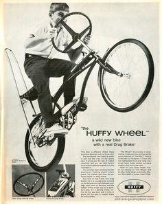 • The Huffy Wheel