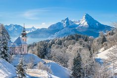Les Alpes bavaroises : Les plus beaux panoramas depuis les cimes - Linternaute