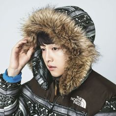 SONG JOONG KI FOR THE NORTH FACE F/W 2013 CAMPAIGN