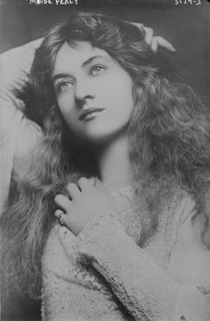 Maude Fealy - American stage and silent film actress.