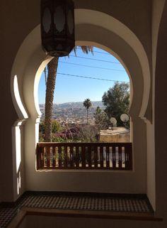 View from Fez by Hajar Chraibi