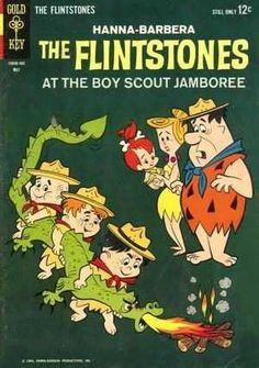 The Flintstones - Introducing Pebbles (Issue) Children's Comics, Comics Story, Funny Comics, Vintage Comic Books, Vintage Cartoon, Vintage Comics, Classic Comics, Classic Cartoons, Comic Book Characters