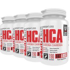 Super Oferta: 3 HCA + 1 gratis
