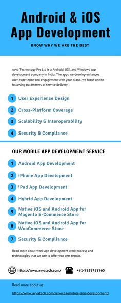 Are you searching for the best iOS, Android, and Windows app development company? if so, then we can help you and design the best app according to your business need. We offer a fully customized app based on our client's needs. For more, kindly explore our website and know more about work process, technologies, and services. Mobile App Development Companies, User Experience Design, Ios App, Searching, Android, Windows, Technology, Explore, Website