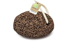 Natural Earth Lava Pumice Stone for Foot Callus by Zenda Naturals - Premium Callus Remover for Feet and Hands - Pedicure Tools, Exfoliation to Remove Dead Skin - Natural Foot File ** Learn more by visiting the image link. (This is an affiliate link) Heal Cracked Heels, Cracked Skin, Cracked Feet, Pedicure At Home, Pedicure Tools, Nail Tools, Best Callus Remover, Under Eye Mask, Pumice Stone