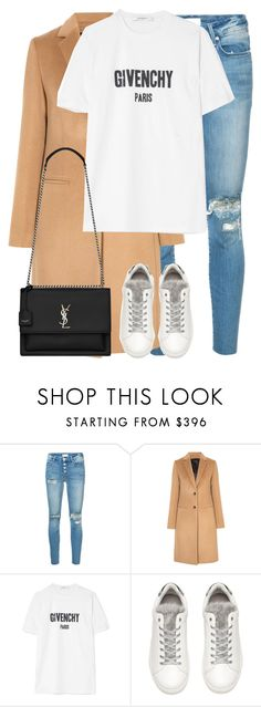 """Untitled #3295"" by elenaday ❤ liked on Polyvore featuring Mother, Joseph, Givenchy and Yves Saint Laurent"