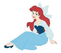 Kiss The Girl Ariel.jpg (500×440)