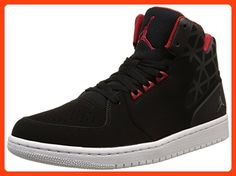 1bf60268311 nike air jordan 1 flight 3 mens hi top basketball trainers 706954 sneakers  shoes (uk