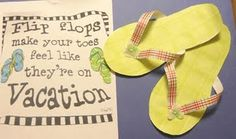 flip flop vacations Vacation Wishes, Dream Vacations, Vacation Spots, Cute Quotes, Great Quotes, Gifts For My Sister, Enjoying Life, Mind Over Matter, Mark Twain
