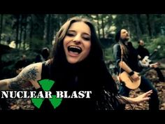 ELUVEITIE - The Call Of The Mountains (OFFICIAL MUSIC VIDEO) ... wee lads in the whood wolf howling w/ Keith & his Jehova W's bro's & sis, sk8tr Mormons & soul goat bayou man house over a misty memory